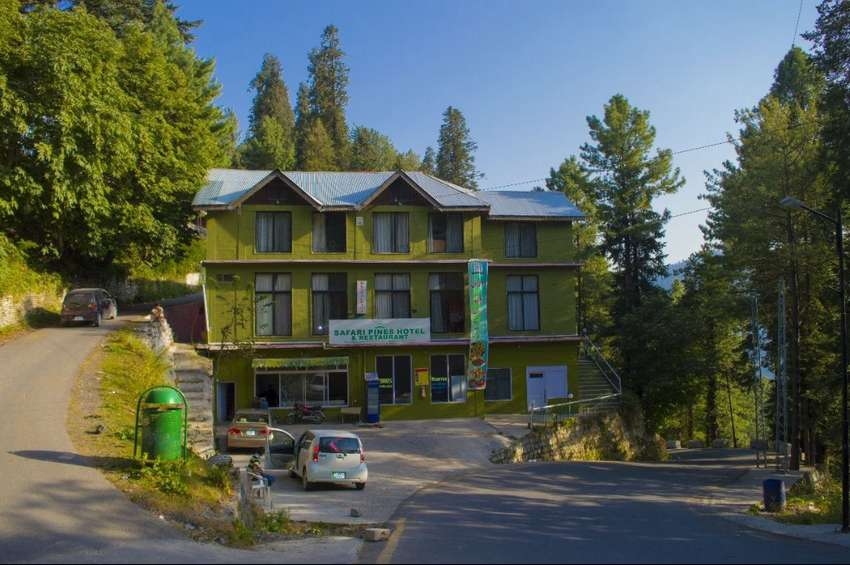 Hall for rent nathiagali 0