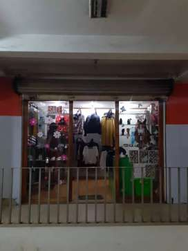 Clothing Shop for sale