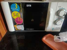 IFB microwave in excellent condition
