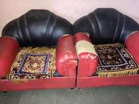 Moderate Condition Sofa set