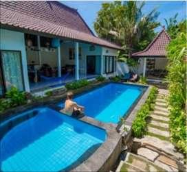 Segera invest di Hotel Minimalis Murah di Gili Trawangan dekat pantai