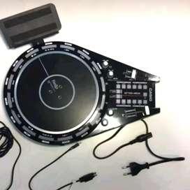 Alat dj untuk iphone/ipad casio Trackformer Xw-Dji