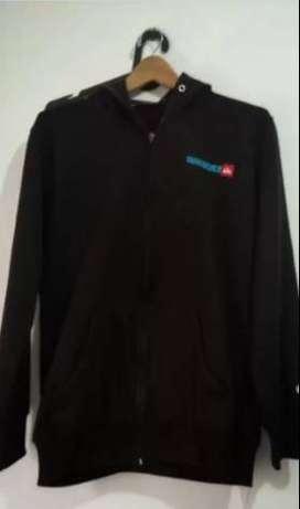 COD OngkirrrFreee _  Qs surf Hoodie jaket black size L
