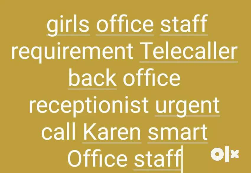 Smart Office staff your requirement 0