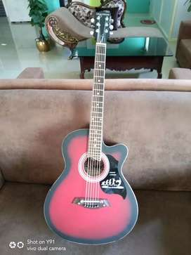 Sell my guitar urgently .