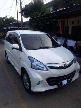 Toyota Avanza Velos 2013 matic
