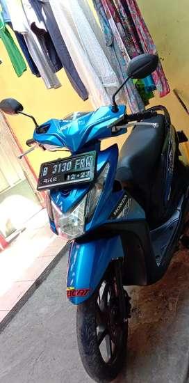 Honda beat fi 2013