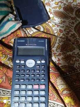 Casio calculater