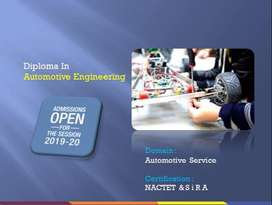 Diploma In Automobile engineering
