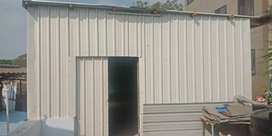 Rental for industrial use