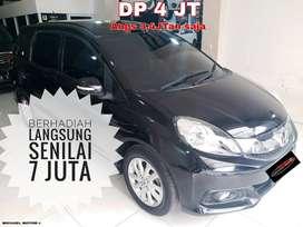 Honda Mobilio DP4 Jt MURAH E Bukan RS MT 2014