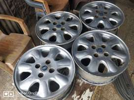 14 inch Megh wheel available in low price