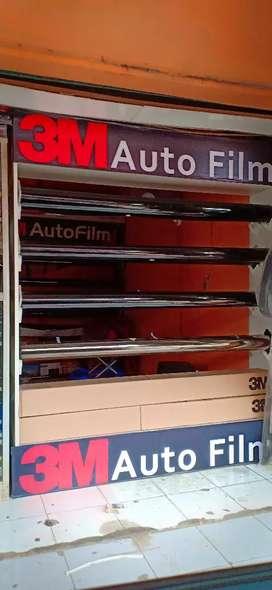 Pemasangan Kaca Film 3M Harga Murmer