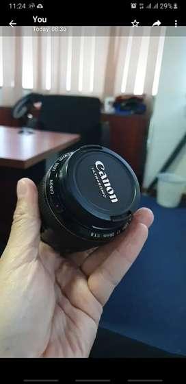 Canon 28mm.f.1.8 fullset normal