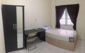 Kost IMAM BONJOL Disamping Hotel DANAU TOBA 2 Menit SUN Plaza