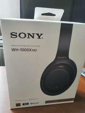 Headphone Sony WH-1000XM3. Noise Canceling. Ex Garansi Resmi.
