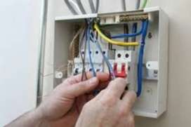 Electrical and plumping
