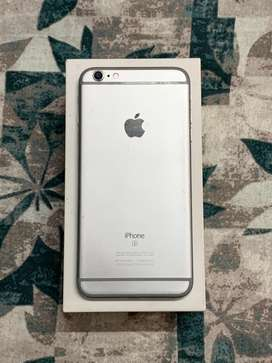 Iphone 6s plus.