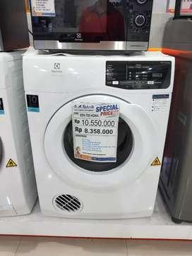 Mesin Cuci Elektrolux 7KG | EDV-705HQWA | Kredit Electronik Jogja