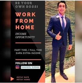 PART TIME / FULL TIME WORK FROM HOME