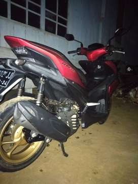 Yamaha Aerox S-Version