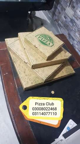 Pizza Boxes , Availabe