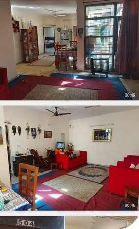 Accomodation available for rent at AWHO sandeep vihar sector 20 pkl