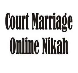 Court marriage services in Pakistan
