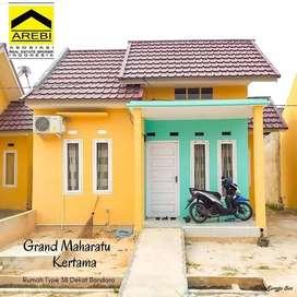 Rumah lokasi strategis Tipe 38 Jalan Kartama dekat SMPN 34 Pekanbaru