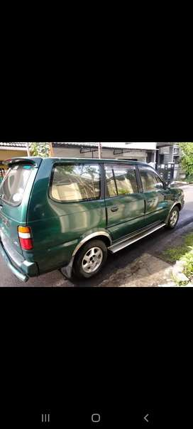 Toyota Kijang 1997 LGX Bensin