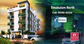 2 Bedded Apartment for 45 Lakhs at Prime Location