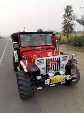 Sk motor Jeep modified