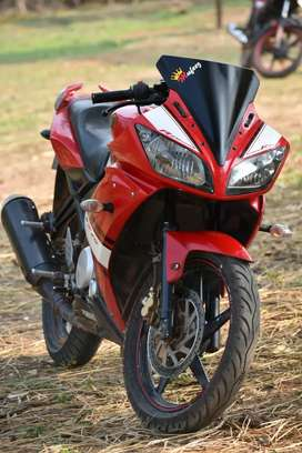 Yamaha r15 v1 full ok let's ride no 1rp maintain