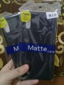 Matte Black Case Best seller Samsung M10