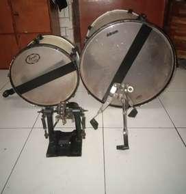 Jual drum edisi tak terpakai