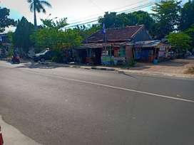 Dijual Tanah Mangku Jalan Utama rejowinangun WJA-BM