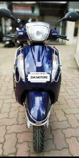 Jst 4500 kms used Access 125 2018 Model at ZAK MOTORS