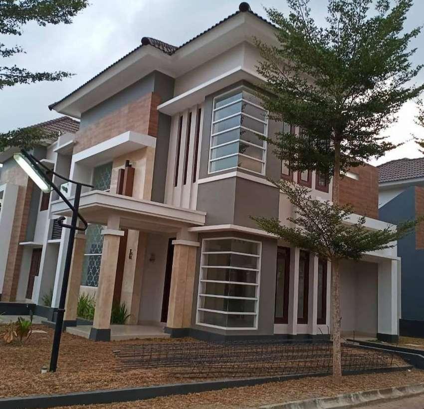 Dijual rumah modern dan asri 0