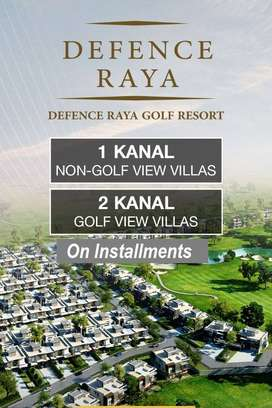 House on Installments In DHA Lahore