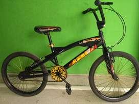 Sepeda BMX mulus