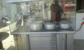 Aluminum theaa for sale good condition
