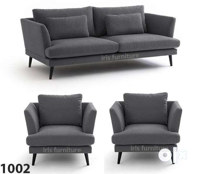 Keleny Sofa Set (5 Seater) By Iris Furniture. 0