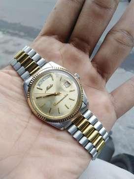 Jam tangan Mido vintage bukan seiko omega citizen bulova rolex