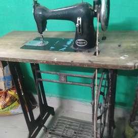 Merritt stitching machine