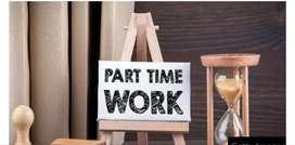 Part-time job vacancy