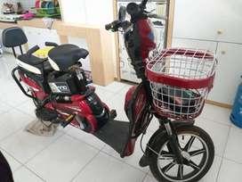 Selis (Sepeda Listrik) Type Murai