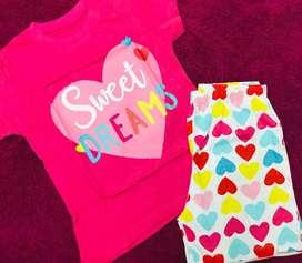 Kids Branded shorts sets