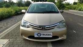 Toyota Etios, 2011, Petrol