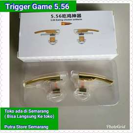 Trigger game 556 Main Game PUBG joystick PUBG Alat tembak L1 R1