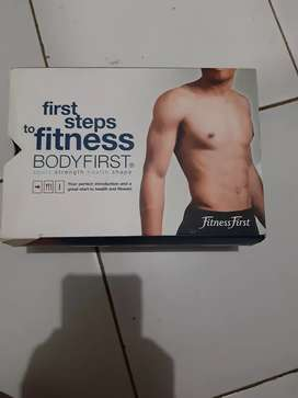 Buku bodyfirst fitness first